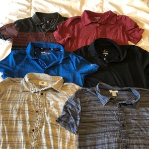 Other - Lot of boys polo shirts